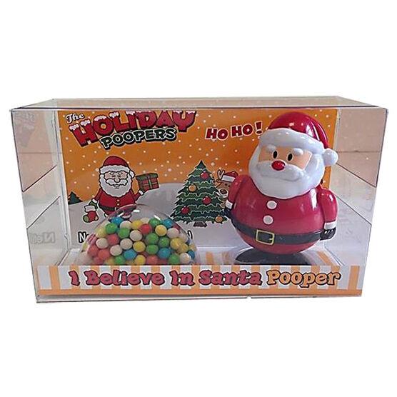 I Believe in Santa Pooper - 14g
