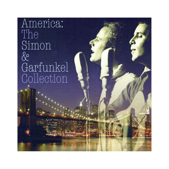 America: The Simon and Garfunkel Collection - CD
