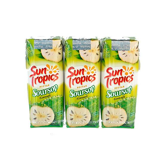 Sun Tropics Guyabano Nectar - 6x250ml