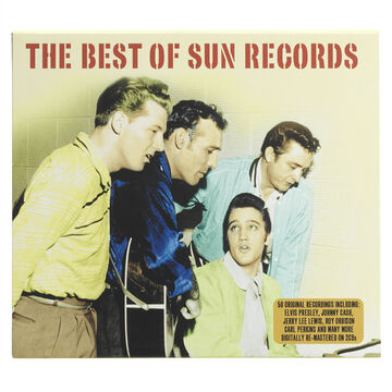 Various Artists - Best of Sun Records - CD