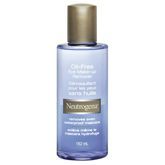 Neutrogena Oil-Free Eye Makeup Remover - 162ml