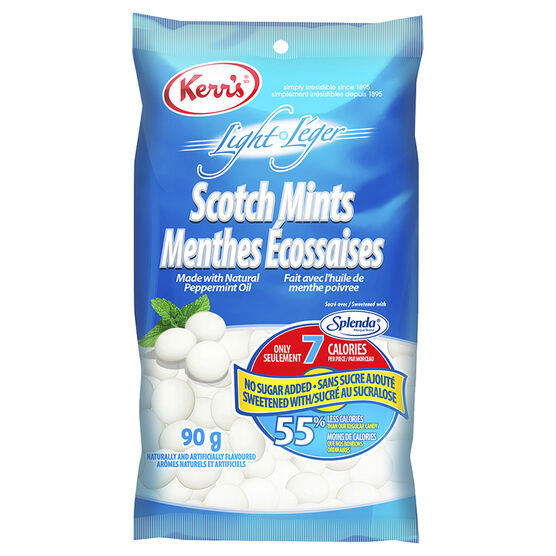 Kerr's Light Scotch Mints - 90G