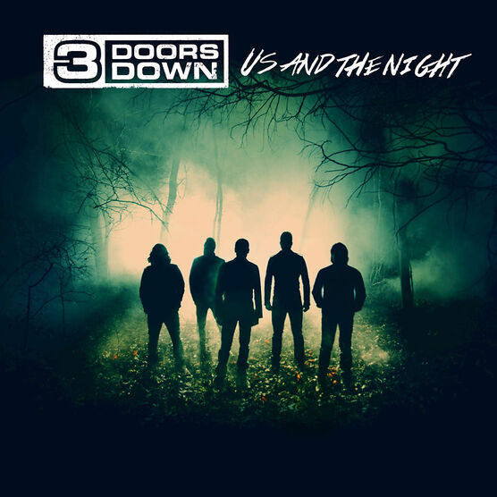 3 Doors Down - Us And The Night - CD