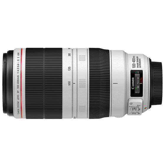 Canon EF 100-400mm f/4.5-5.6L IS II USM Telephoto Lens