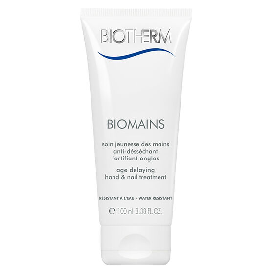 Biotherm BioMains Age Delaying Hand and Nail Treatment - 100ml