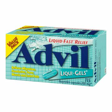 Advil Liqui-Gels - 115's