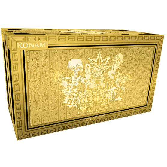Yu-Gi-Oh Trading Card Game - Legendary Decks ll