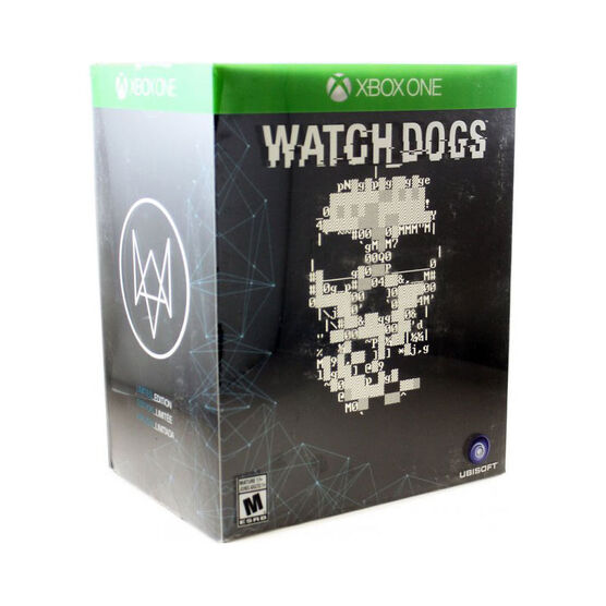 Xbox One Watch Dogs Limited Edition