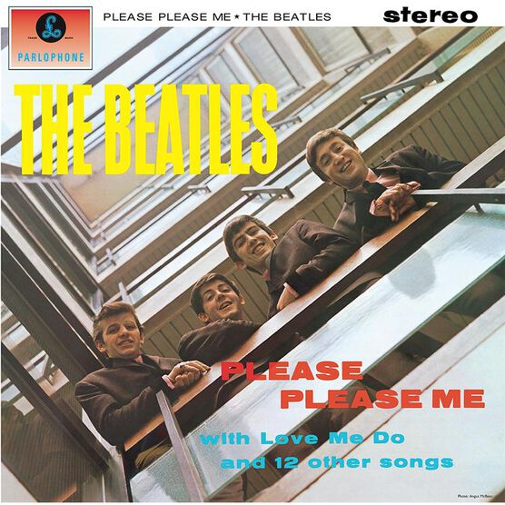 The Beatles - Please Please Me - Vinyl