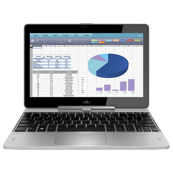HP Elitebook Revolve 11.6-inch 810 G3 - P0C06UT#ABL