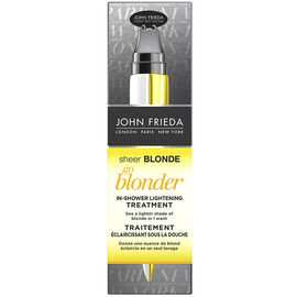 John Frieda Sheer Blonde Go Blonder In Shower Lightening Treatment - 34ml
