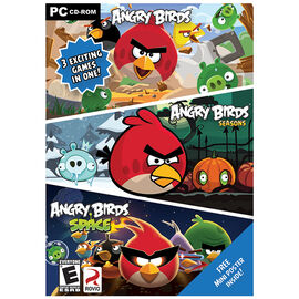 Angry Birds - 3 Game Pack