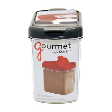 Starfrit Gourmet Dry Food Keeper - Mini - 354ml