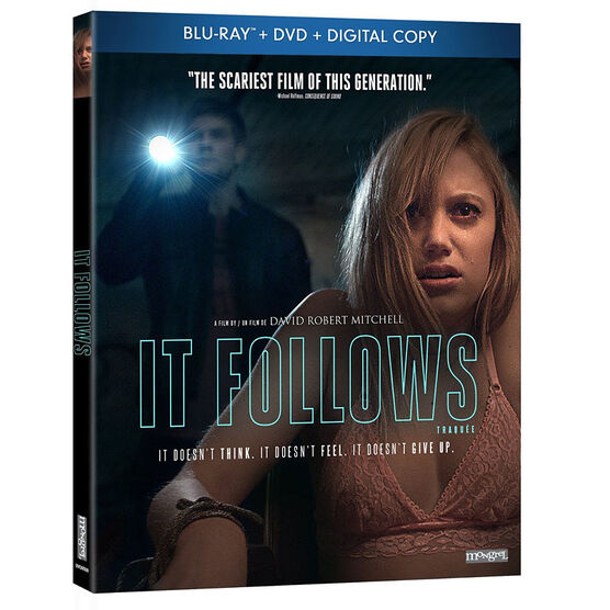 It Follows - Blu-ray