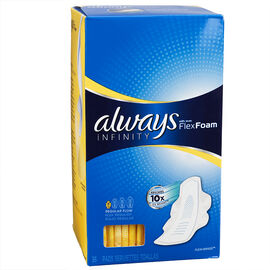 Always Infinity Regular - 36's / Jumbo