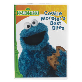 Sesame Street: Cookie Monster's Best Bites - DVD