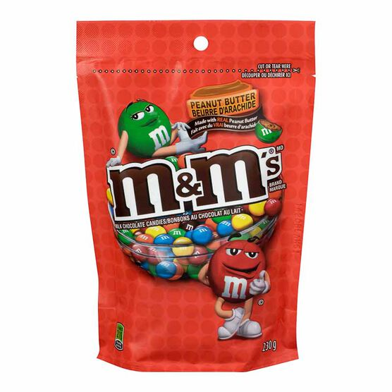 M&M's - Peanut Butter Candies - 230g