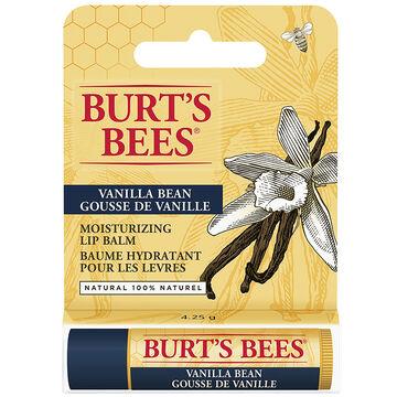 Burt's Bees Moisturizing Lip Balm - Vanilla Bean - 4.25g
