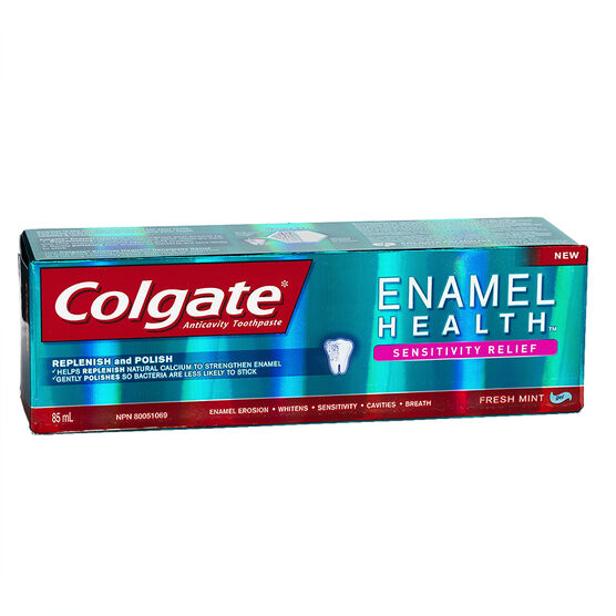 Colgate toothpaste shifts in supply and demand