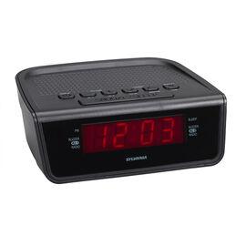 Sylvania AM/FM Alarm Clock - SCR1388