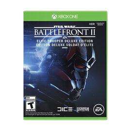 Pre Order: Xbox One Star Wars Battlefront 2 Deluxe