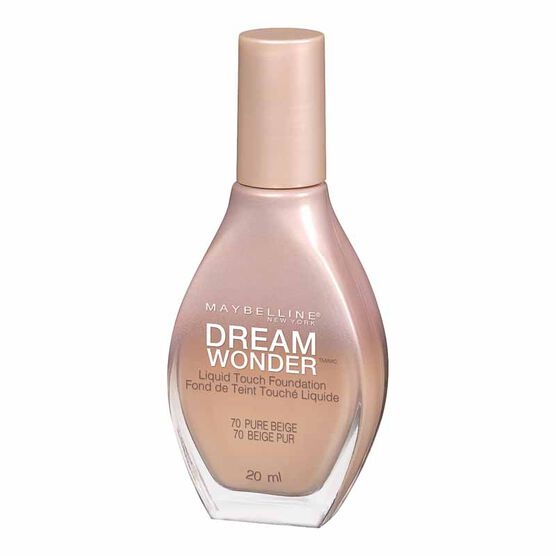 Maybelline Dream Wonder Liquid Touch Foundation - Pure Beige