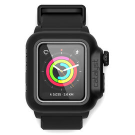 Catalyst Apple Watch Series 2 38mm Case - Black - CAT38WAT2BLK