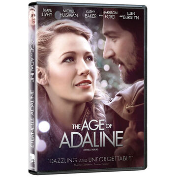 The Age of Adeline - DVD