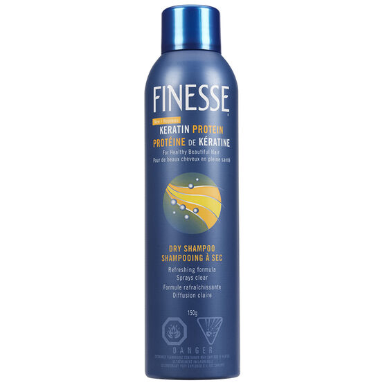 Finesse Keratin Protein Dry Shampoo - 150g