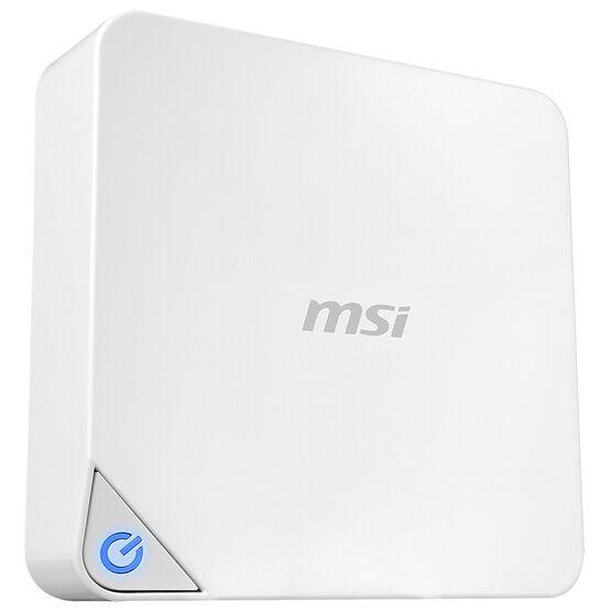 MSI Cubi Intel i5-5200U - White - CUBI-223TW