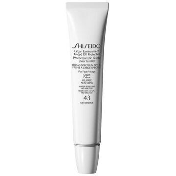 Shiseido Urban Environment Tinted UV Protector SPF 42 Cream - 1
