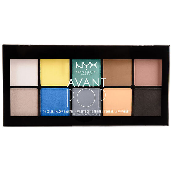 NYX Professional Makeup Avant Pop Eyeshadow Palette - Surreal My Heart