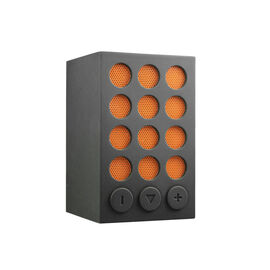 Logiix Blue Piston Elements Mini - Black/Orange - LGX12017