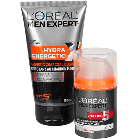 L'Oreal Men Expert Anti-Aging Kit | London Drugs