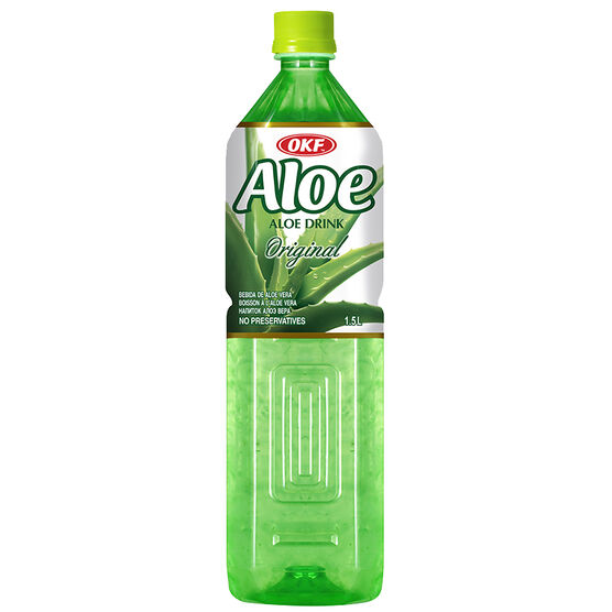 OKF Aloe Drink - Original- 1.5L