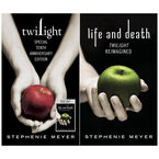 Twilight Tenth Anniversary Life and Death Dual Edition by Stephenie Meyer
