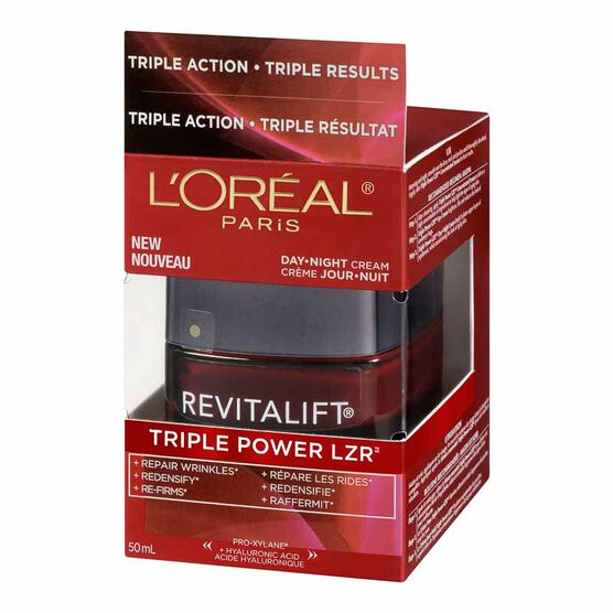 L'Oreal Revitalift Triple Action Day/Night Cream - 50ml
