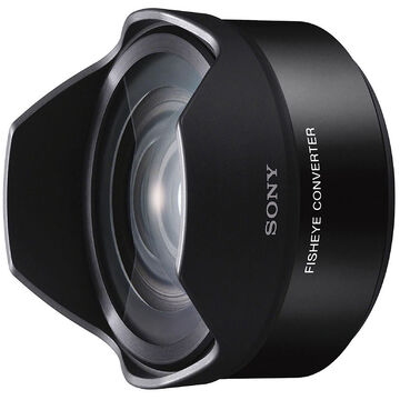 Sony E Fisheye Converter - Black - VCLECF2