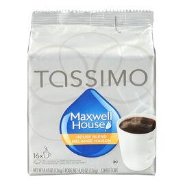 Tassimo Maxwell House House Blend - 16 servings