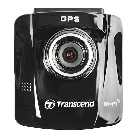 Transcend DrivePro 220 Car Video Recorder - Black - TS16GDP220