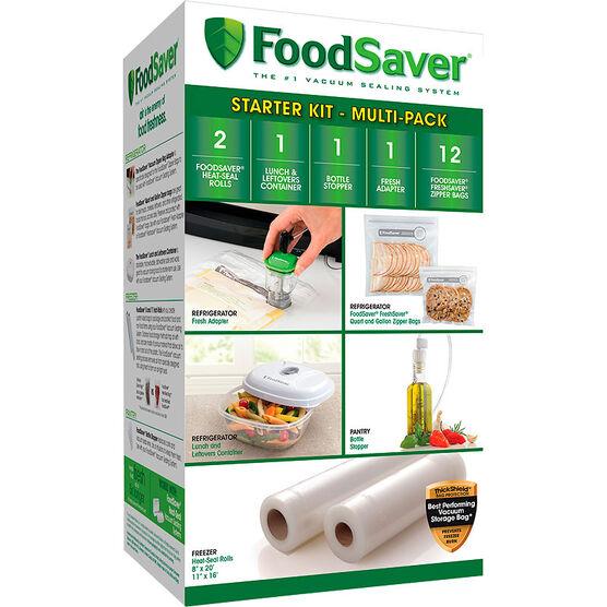 FoodSaver Starter Kit - FSFSBF0123-033
