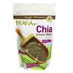 Prana Black Ground Chia Seeds - 200g