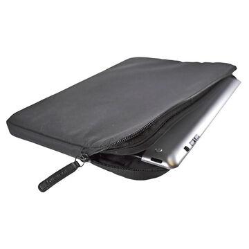 Logiix Canvas Sleeve - 7-8inch - Black - LGX-10695