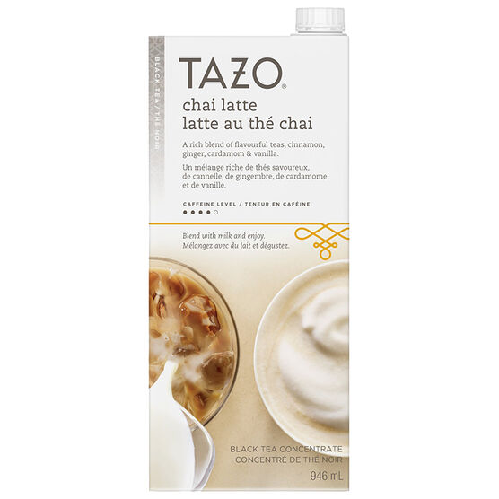 Do you like hot tea at Starbucks? Now there are two different Oprah Teavana Chai tea options for you. There's the original Oprah Chai tea version which is a cinnamony, spicy, traditional chai, and now you can get an herbal version. Both come in small tea sachets for your hot tea.