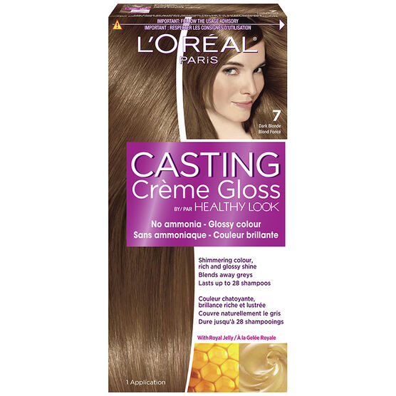 L'Oreal Casting Creme Colour - 7 Dark Blonde