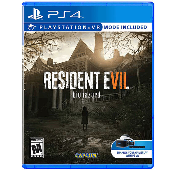 PRE-ORDER: PS4 Resident Evil 7