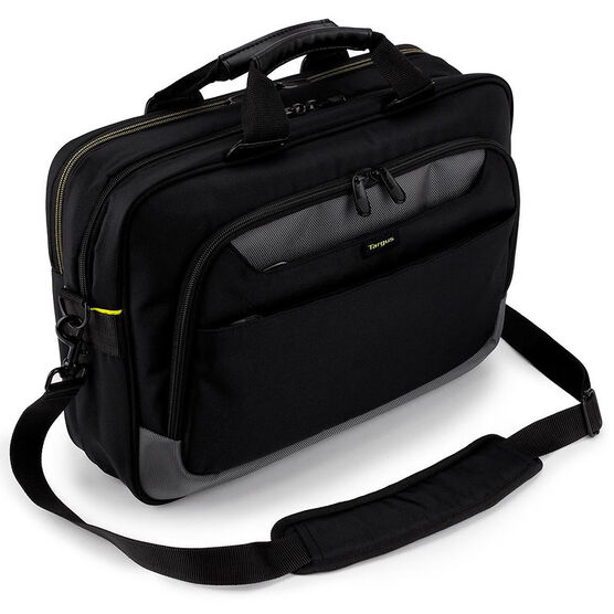 Targus City Gear Topload Laptop Case - 15.6inch - Black - TCG460