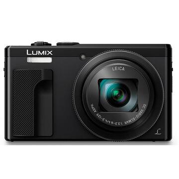 Panasonic LUMIX ZS60 - Black - DMCZS60K