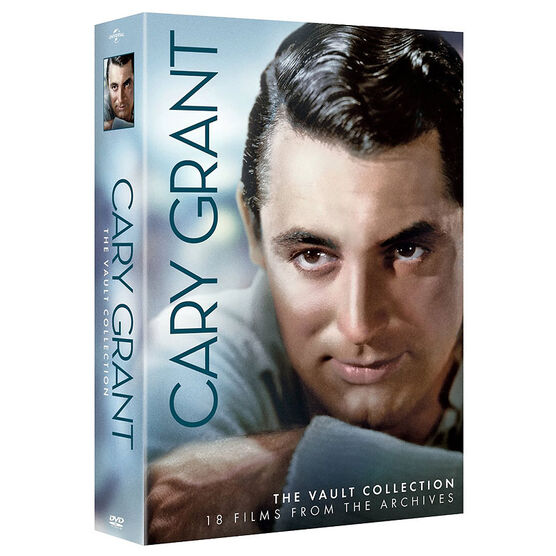 Cary Grant: The Vault Collection - DVD