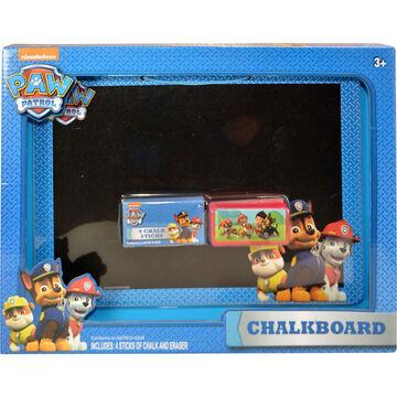 Paw Patrol Chalkboard Set
